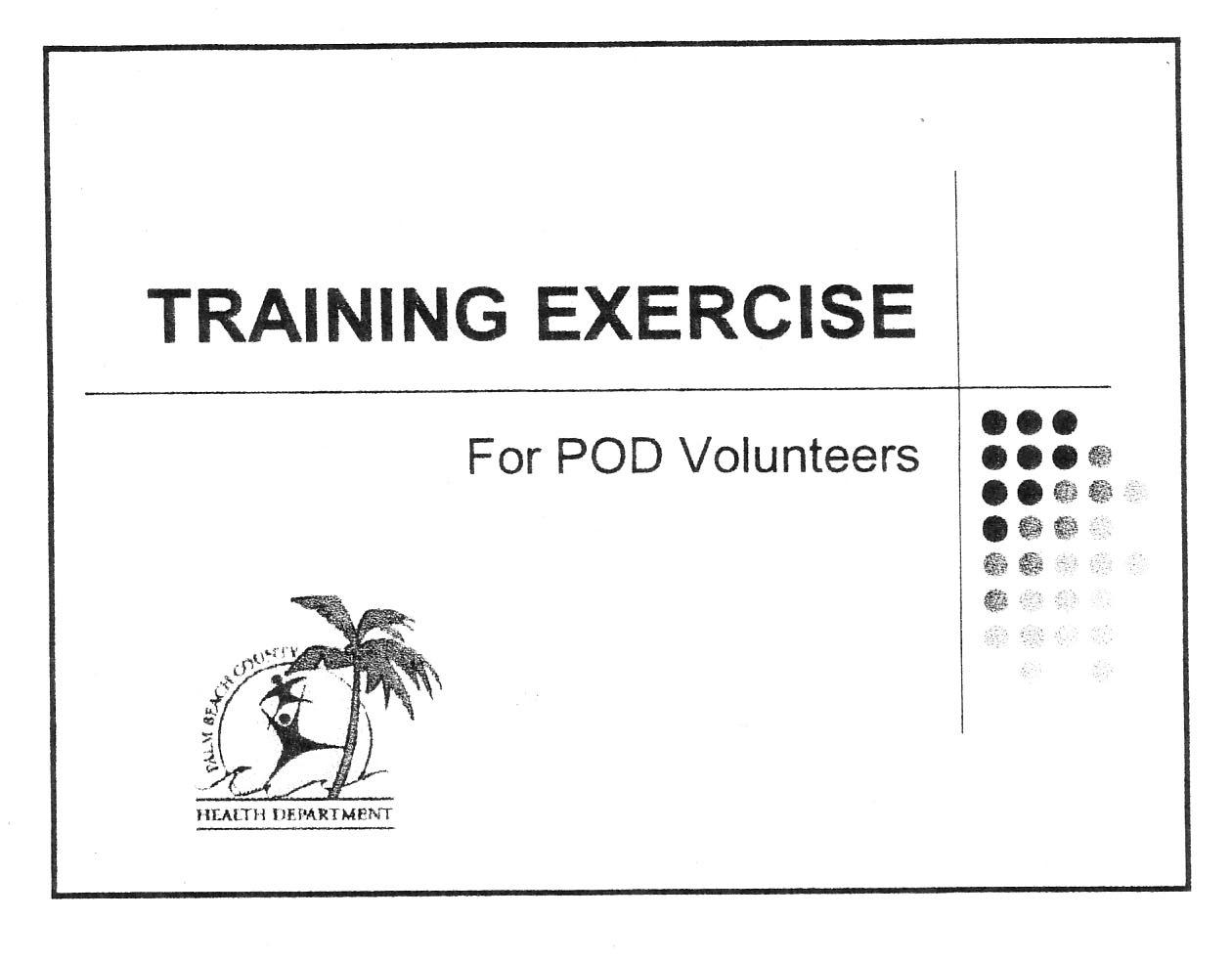 POD Training